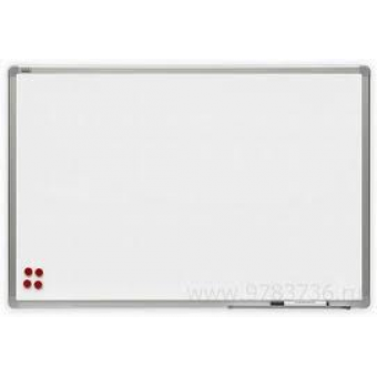 Magnetinė lenta rašymui balta 150x100cm aliuminio rėmas