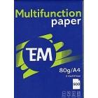 Kopijavimo popierius Multifunkction 80g  A4 500l